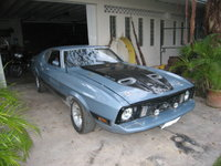 Picture of 1973 Ford Mustang Mach 1, exterior, gallery_worthy