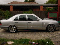 Picture of 1998 Mercedes-Benz E-Class E430, exterior