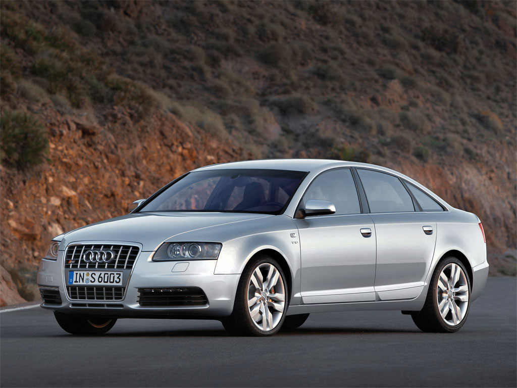 2007 audi s6 overview cargurus. Black Bedroom Furniture Sets. Home Design Ideas