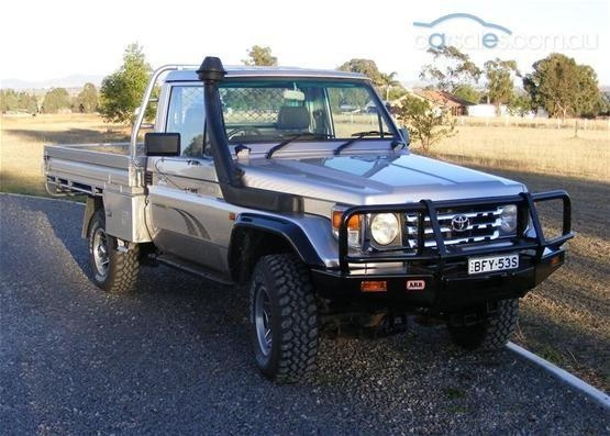 Picture of 1997 Toyota Land Cruiser