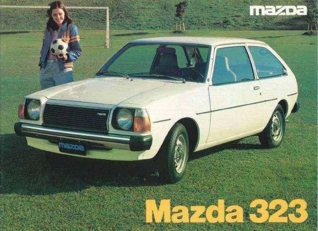 Picture of 1977 Mazda 323, exterior