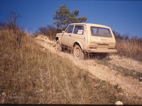1985 Lada Niva Overview