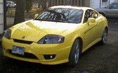 2006 Hyundai Tiburon GT LTD picture