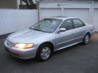 2002 Honda Accord Overview