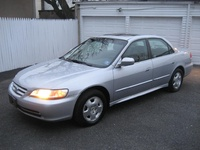 2002 Honda Accord Picture Gallery