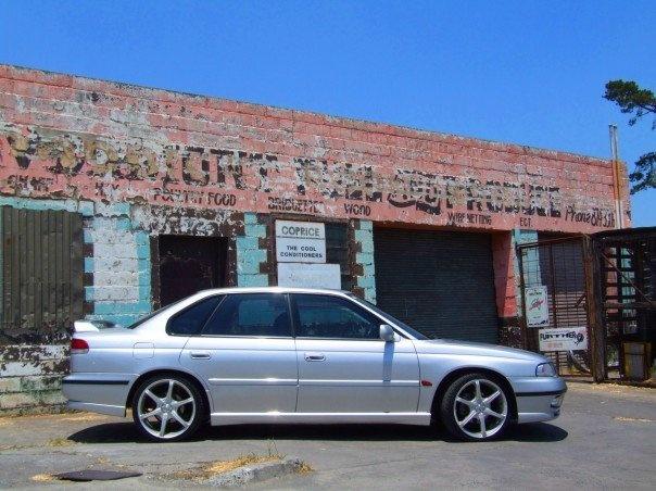 Picture of 1998 Subaru Liberty