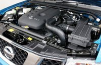 Picture of 2006 Nissan Navara, engine, gallery_worthy