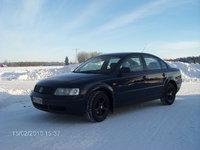 1998 Volkswagen Passat Picture Gallery