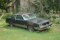 1986 Oldsmobile 442 Overview