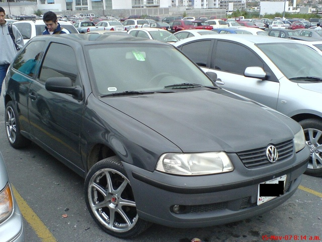 Picture of 2002 Volkswagen Gol
