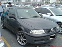 2002 Volkswagen Gol Overview