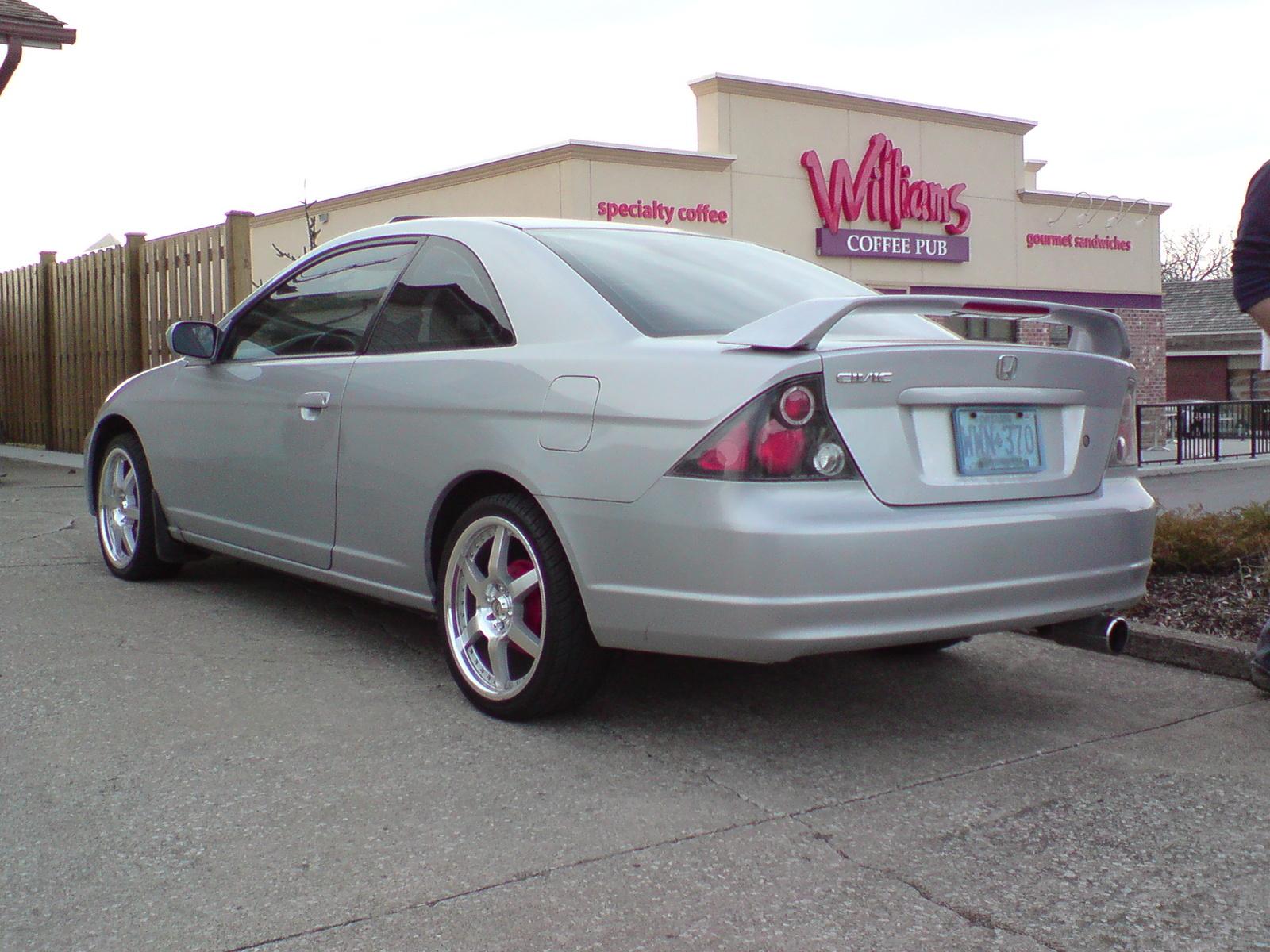 2001 Honda Civic Fuse Box For Sale : Honda civic ex sedan thumb
