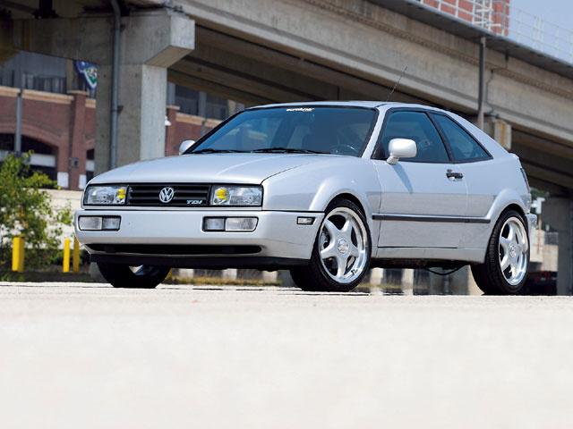 Picture of 1992 Volkswagen Corrado 2 Dr Supercharged Hatchback, exterior