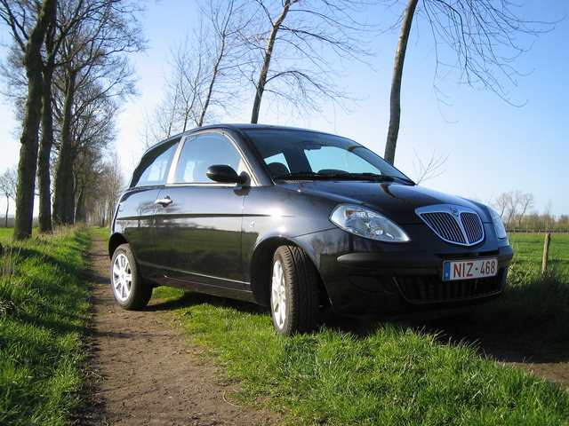 Picture of 2004 Lancia Ypsilon, exterior, gallery_worthy