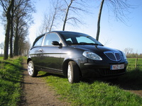 2004 Lancia Ypsilon Overview