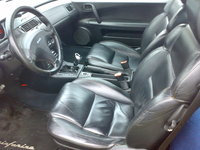 Picture of 1998 Fiat Coupe, interior