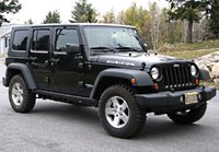 Picture of 2010 Jeep Wrangler Unlimited Rubicon, exterior