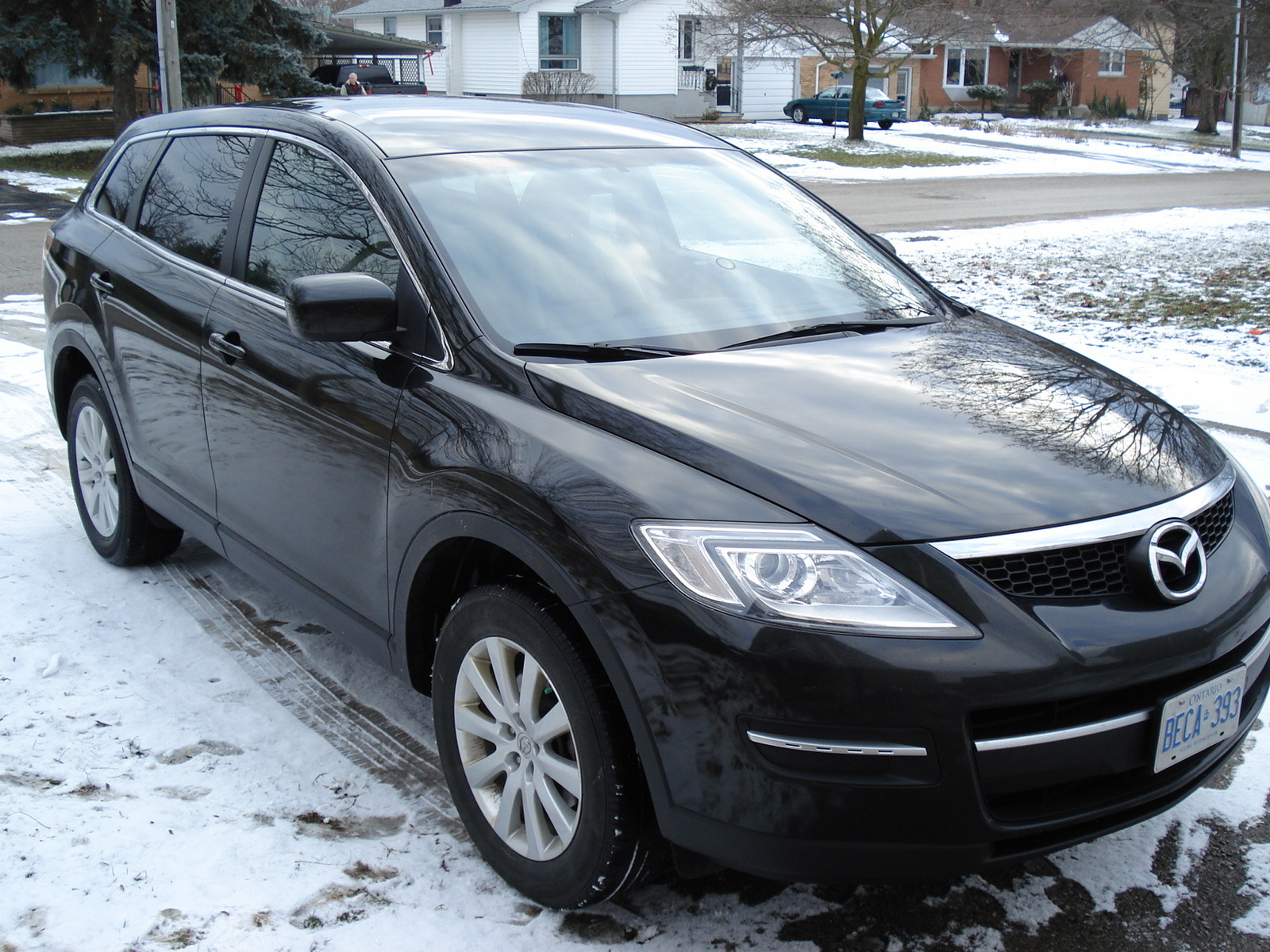 2007 mazda cx 9 related infomation specifications weili automotive network. Black Bedroom Furniture Sets. Home Design Ideas