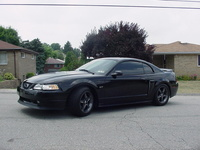2000 Ford Mustang Overview