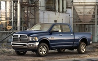 2010 Dodge Ram Pickup 2500 Overview