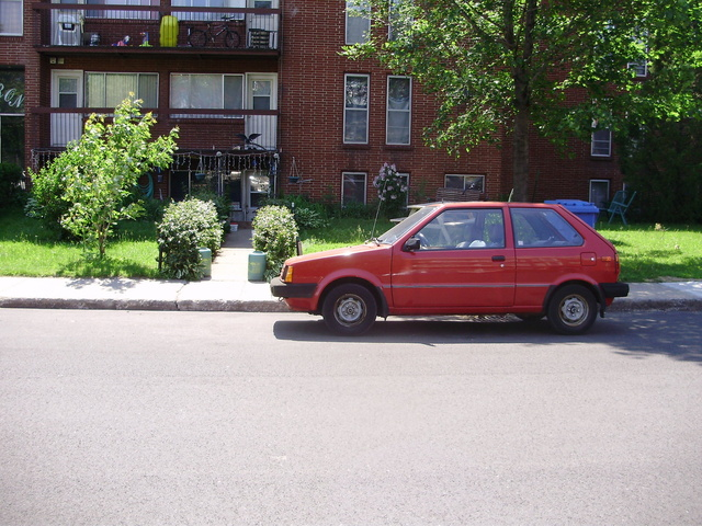 Picture of 1986 Nissan Micra, exterior, gallery_worthy