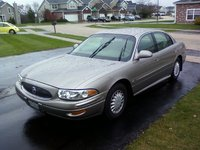 Picture of 2002 Buick LeSabre Custom Sedan FWD, exterior, gallery_worthy