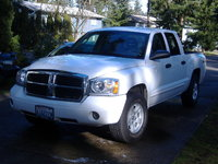 Picture of 2005 Dodge Dakota 4 Dr Laramie 4WD Quad Cab SB, exterior