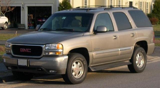 Picture of 2004 GMC Yukon SLT