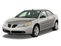 2008 Pontiac G6 Picture Gallery