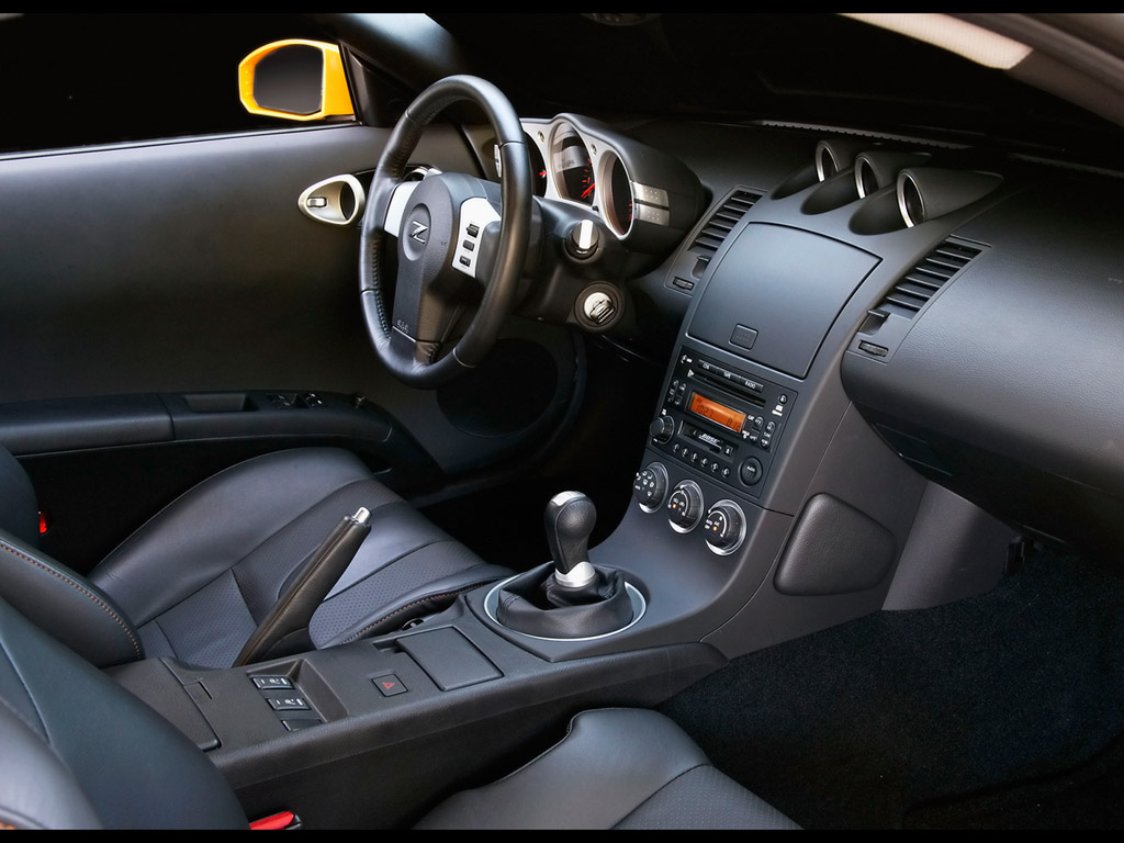2003 nissan 350z pictures cargurus for Interieur 350z