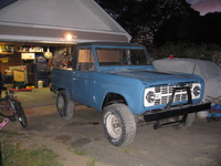 1966 Ford Bronco picture, exterior