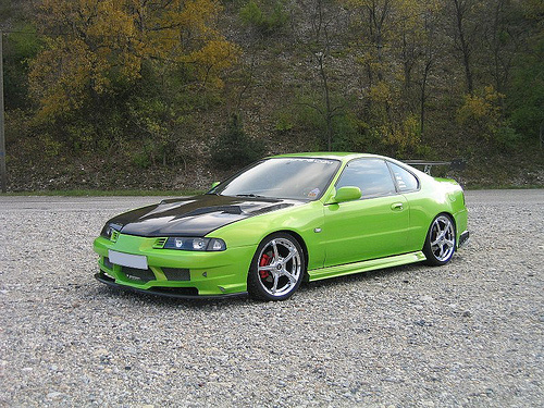 Captivating Picture Of 1992 Honda Prelude 2 Dr Si Coupe, Exterior, Gallery_worthy