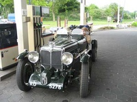 1934 MG K3 Magnette Overview