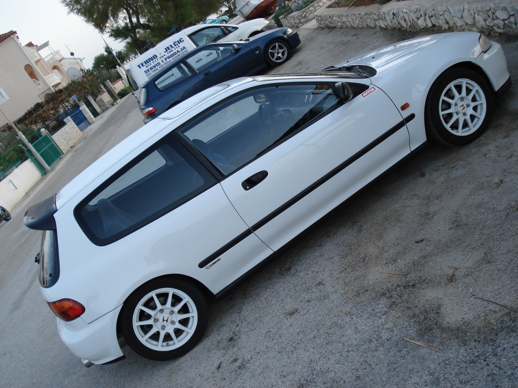Picture of 1995 honda civic si hatchback exterior - Picture Of 1995 Honda Civic Si Hatchback Exterior 43