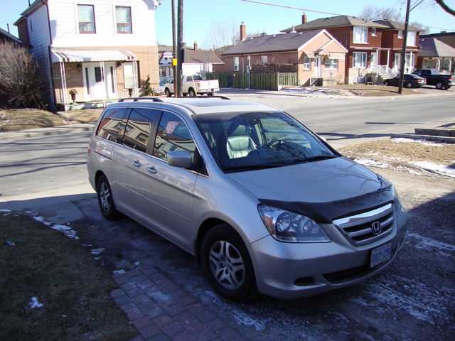 Picture of 2006 Honda Odyssey EX-L FWD, exterior, gallery_worthy