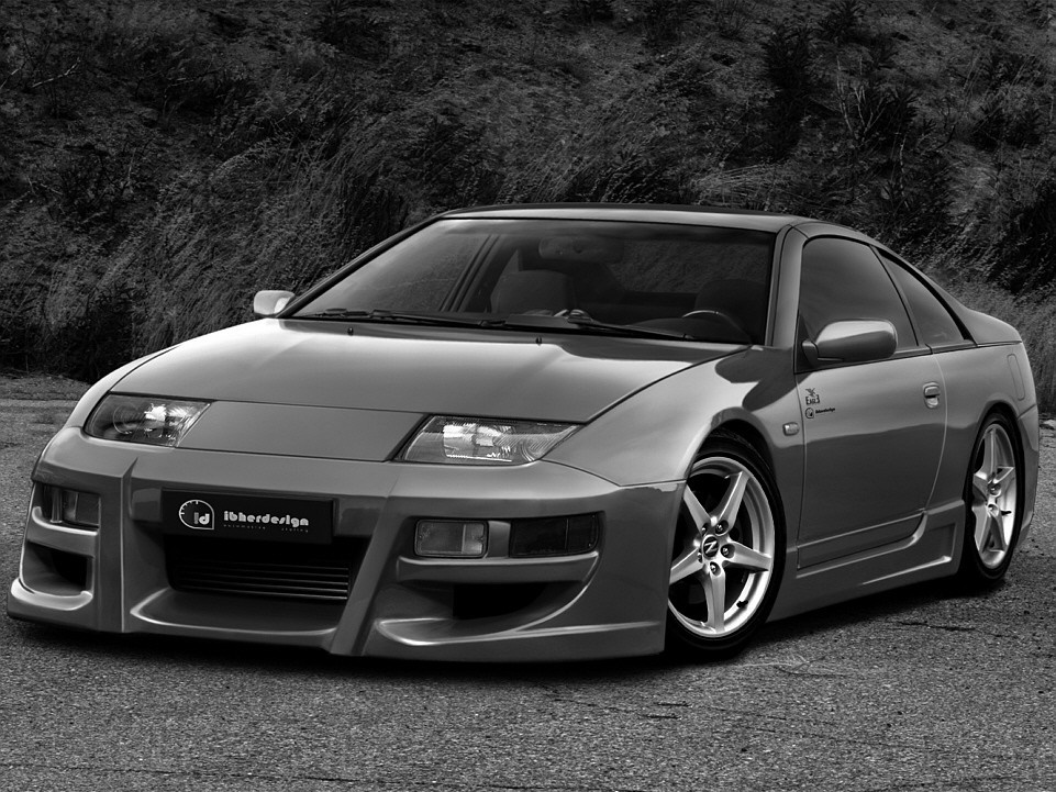 1996 nissan 300zx overview cargurus. Black Bedroom Furniture Sets. Home Design Ideas