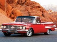 1960 Chevrolet El Camino Overview