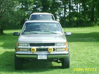 2000 Chevrolet C/K 2500 Overview