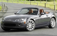 2009 Mazda MX-5 Miata Picture Gallery