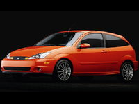 2002 Ford Focus SVT Picture Gallery
