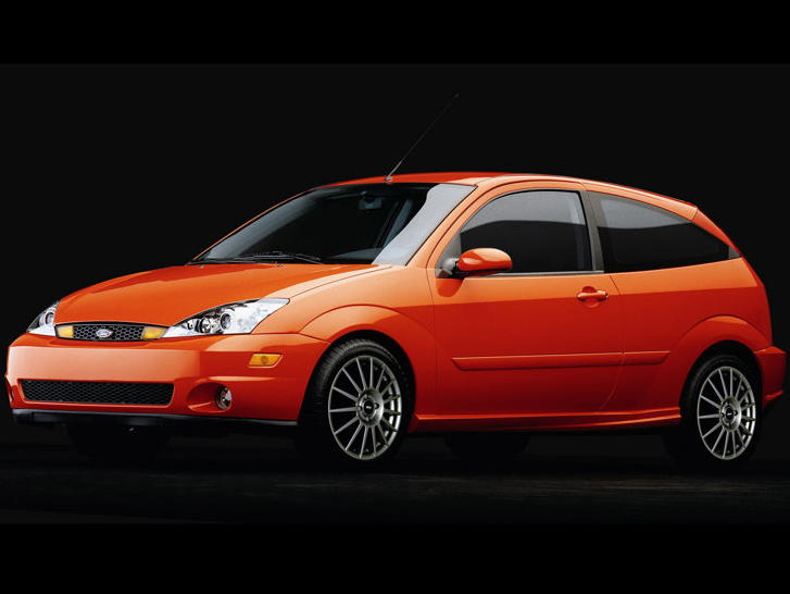 Picture of 2002 Ford Focus SVT