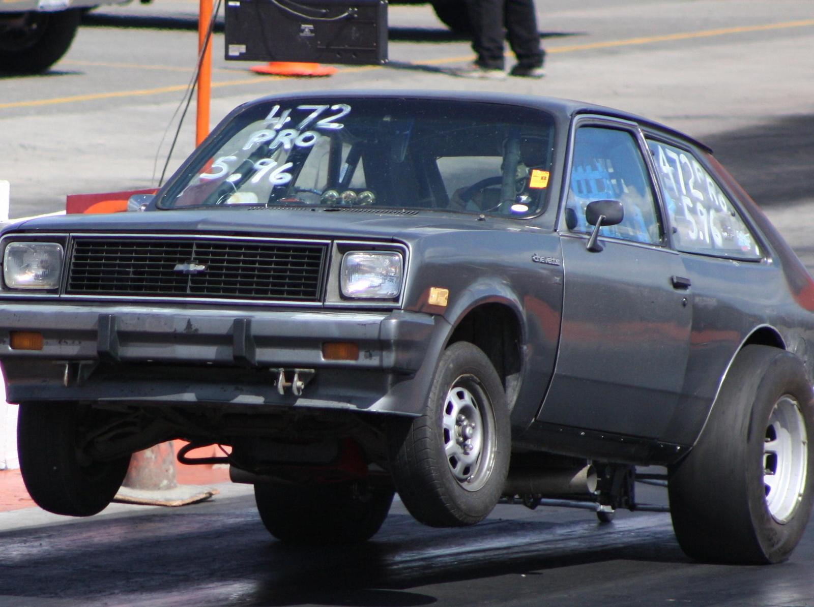 1986 Chevrolet Chevette - Overview - CarGurus