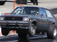 1986 Chevrolet Chevette Overview