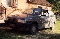 1991 Fiat Uno Overview