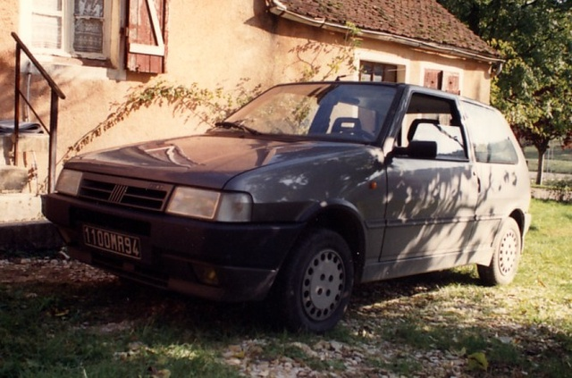 Picture of 1991 Fiat Uno, exterior