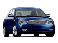 2006 Ford Five Hundred Overview