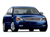 2006 Ford Five Hundred Limited picture, exterior