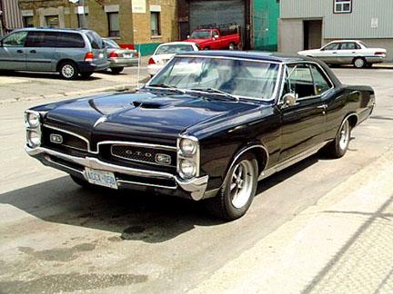 1967 Pontiac GTO Pictures