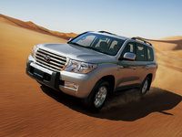 2009 Toyota Land Cruiser Picture Gallery