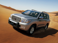2009 Toyota Land Cruiser Base picture, exterior